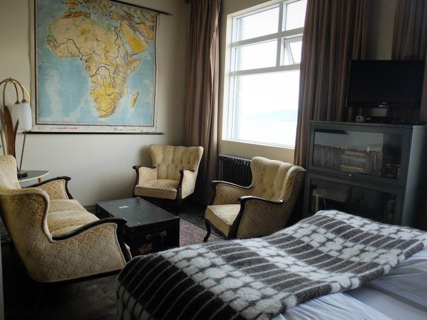 Kex Hostel - pretty cool digs