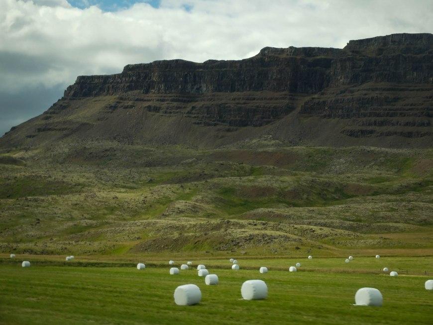 Beautiful Icelandic landscapes