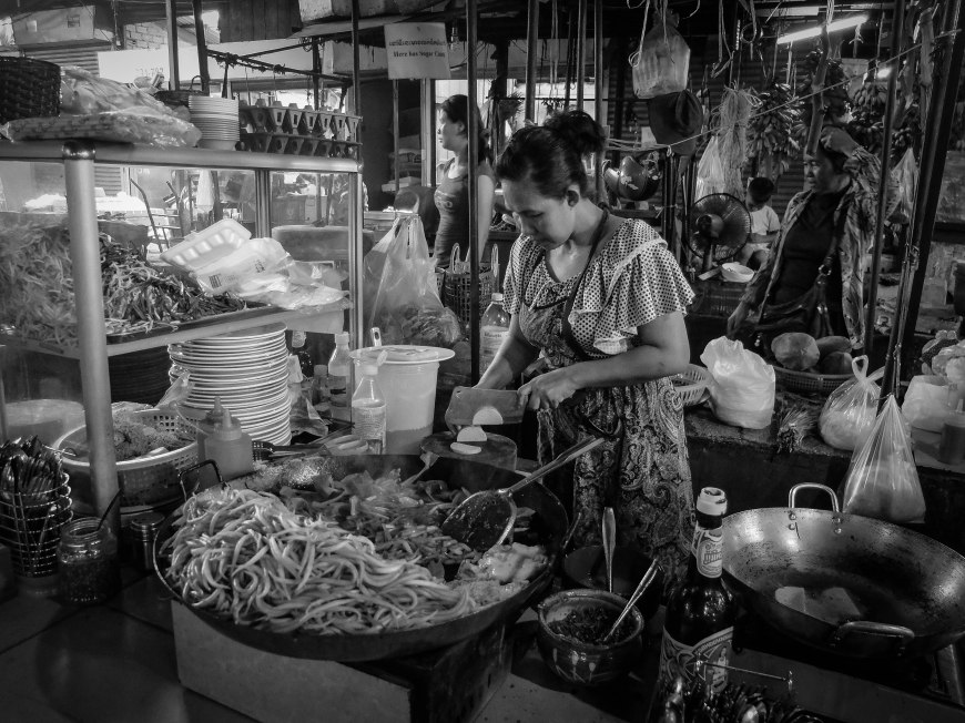 Asian food - I missed you!