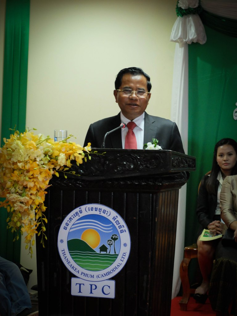 Governor of Central Bank - Cambodia