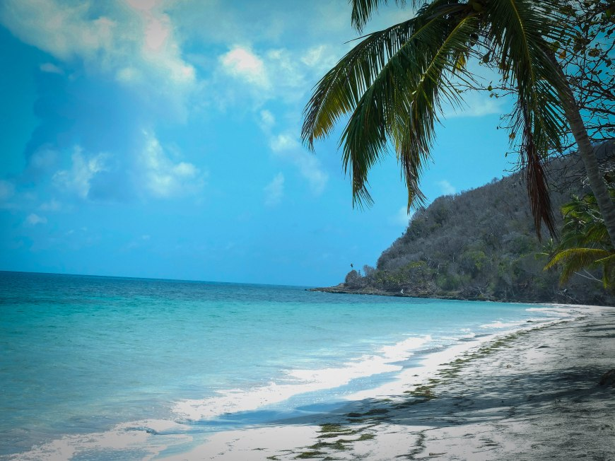 Providencia Island - gorgeous beaches all to yourself...