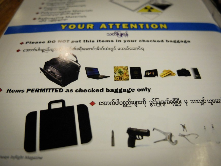 Hand guns permitted as hand luggage only? WTF???