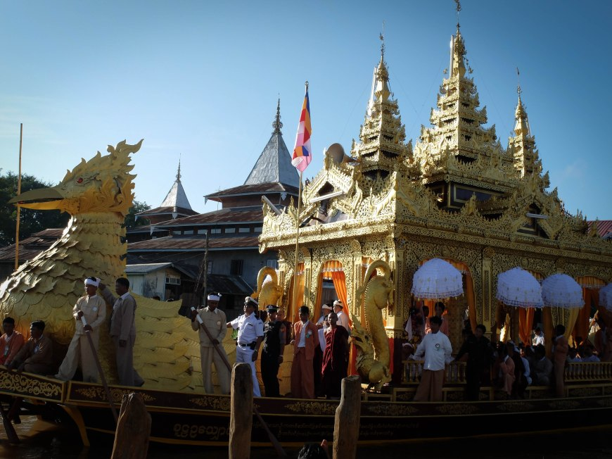 Festivities in Myanmar - a once in a lifetime experience